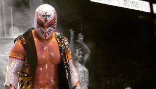 Carístico hace su entrada en la Arena México