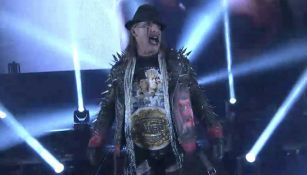 Chris Jericho en Wrestle Kingdom 13