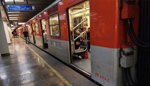 Estación de la línea 2 del metro