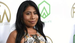 Yalitza Aparicio durante los Producers Guild Awards