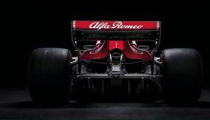Monoplaza de Alfa Romeo Racing
