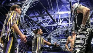 The Young Bucks invitan a los Lucha Brothers a AEW