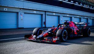 Este es el nuevo auto de Red Bull