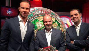 Los talentos de Azteca Deportes, hasta el Mundial de 2026