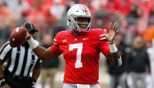 Dwayne Haskins, quarterback de Ohio State
