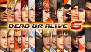 Dead or Alive 6 ya está disponible