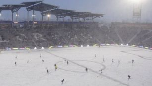 Vista del Colorado Rapids vs Portland Timbers