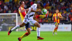 Luis Martínez fue el único menor que jugó los 90 minutos