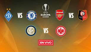 EN VIVO y EN DIRECTO: Europa League 8vos. de Final Vuelta