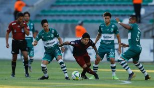 Chofis trata de llevarse la marca en juego amistoso de Chivas