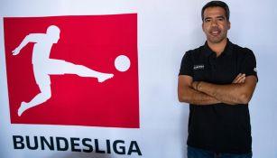 Pavel Pardo posa para RÉCORD