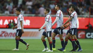 Chivas en lamento tras perder el Clásico Nacional