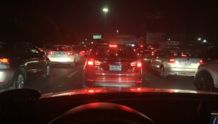 Tráfico en la Ciudad de México