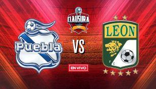 EN VIVO y EN DIRECTO: Puebla vs León