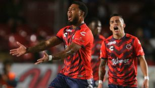 Veracruz durante un partido contra Puebla