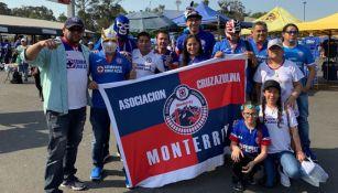 La Asociación Cruzazulina de Monterrey