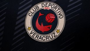 El logo del uniforme conmemorativo de Veracruz
