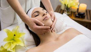 Spa ofrece tratamiento facial