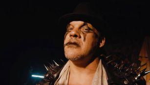 Chris Jericho en el video promocional de NJPW