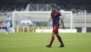 Pereira, después de un partido de Chivas
