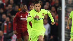 Coutinho disputa las Semifinales de Champions League