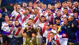 River Plate, vigente Campeón, venció en la Final pasada a Boca Juniors