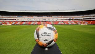 Estadio La Corregidora, previo a un duelo de Liga MX
