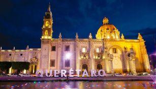 Postal de la ciudad de Querétaro