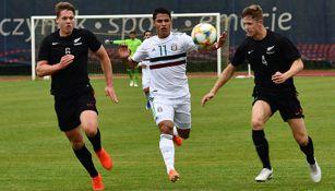 México y Nueva Zelanda, en amistoso previo al Polonia 2019