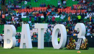 León rinde homenaje a Osvaldo Batocletti