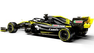 Monoplaza de Renault