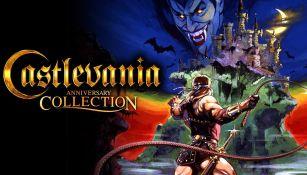 Los clásicos juegos de Castlevania vuelven en esta colección