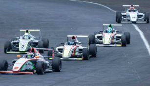 Pilotos en la penúltima fecha de la Temporada 2018-19 de la Fórmula 4