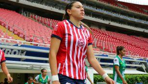 Norma Palafox previo a un duelo con Chivas