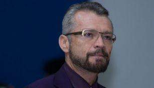 José Luis HiguerA, en un evento público