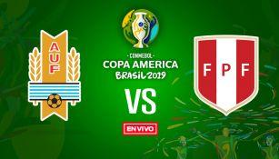 EN VIVO y EN DIRECTO: Uruguay vs Perú