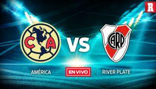 EN VIVO y EN DIRECTO: América vs River Plate