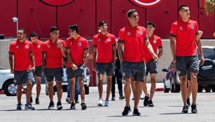 Nuevos jugadores de los Xolos de Tijuana