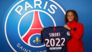 Xavi Simmons, nuevo jugador del PSG