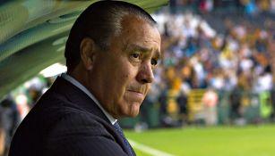 José Luis Trejo ha dirigido a 11 equipos de México, entre ellos Cruz Azul y Pachuca