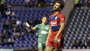 Alanís y Toño Rodríguez se lamentan tras empate contra la Franja