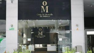 Panorámica de Casa de Moneda de la Ciudad de México