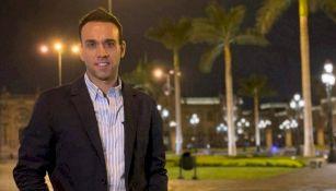 Adal Franco, comentarista de ESPN