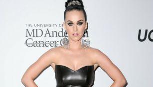 Katy Perry, en una alfombra roja