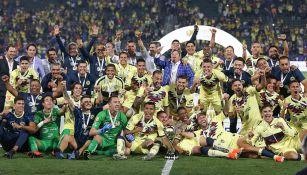 El Campeón de Campeones, el título azulcrema más reciente