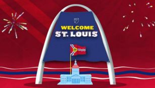Anuncio oficial de la integración de St. Louis