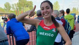 Mariana Arceo, pentatleta mexicana
