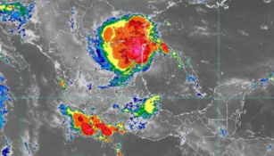 Tormenta tropical afecta a Nuevo León
