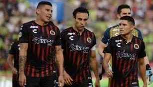 Jugadores del Veracruz se lamentan tras descalabro contra Juárez