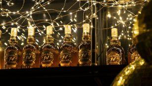 Presentación del nuevo whisky Chivas XV